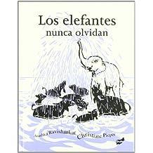 Los elefantes nunca olvidan (Trampantojo)