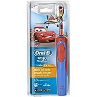 Oral-B 81510672 - Cepillo de dientes infantil eléctrico de rotación, multicolor