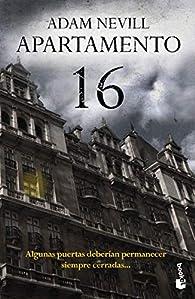 Apartamento 16 par Adam Nevill