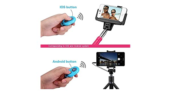 Buy Shopaholic Dairies Wireless Bluetooth Shutter Button Selfie
