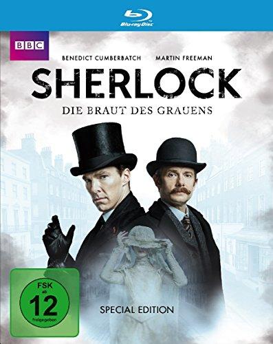 Bild von Sherlock - Die Braut des Grauens [Blu-ray] [Special Edition]