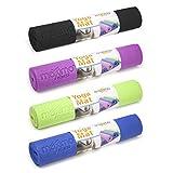 Esterilla Yoga - 173 cm de largo x 60 cm de ancho x 0,6 cm (6mm) de espesor - Ideal para Yoga, Pilates, Abdominales y Ejercicios de Suelo.