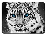 Mauspad Blue Eyes Tiger Design