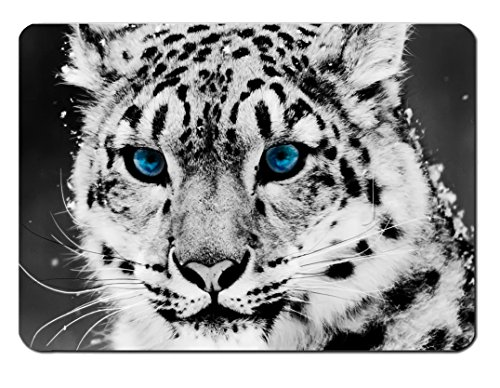 Mauspad Blue Eyes Tiger Design