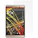 atFolix Folie für Huawei MediaPad M2 8.0 Displayschutzfolie - 2 x FX-Antireflex-HD hochauflösende entspiegelnde Schutzfolie