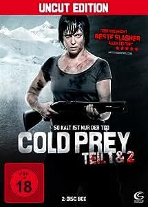 Cold Prey 1&2 (2 DVDs)