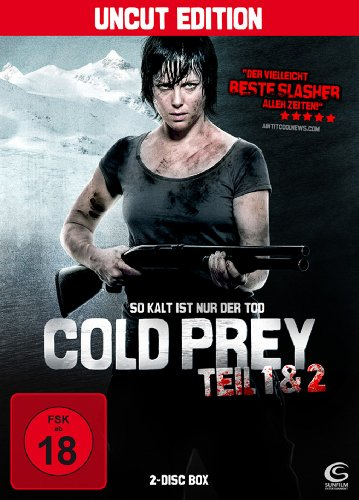 Cold Prey 1&2 (2 DVDs) (Halloween Film Ab 12)