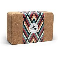 Secoroco Yogablock aus 100% natürlichem Kork. Rutschfest für Einen optimalen Grip. Biologisch abbaubar und recyclingfähig. Abgerundete Kanten für höchsten Komfort während der Übungen preisvergleich bei fajdalomcsillapitas.eu