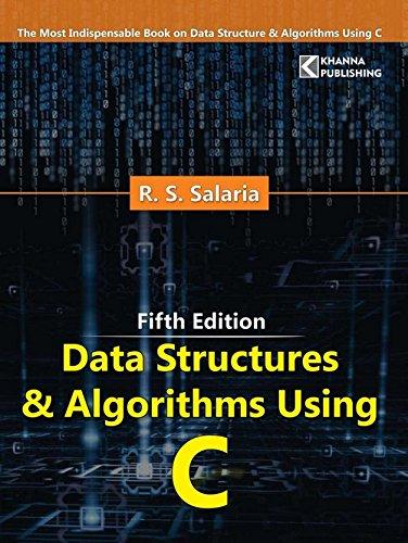 Data Structures & Algorithms Using C