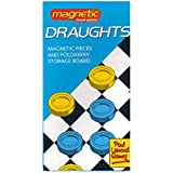 MAGNETIC TRAVEL DRAUGHTS GAME