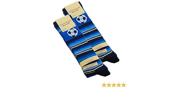 calcio Cotton Prime 6 paia di calze al ginocchio Bambini