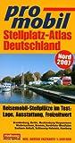 Deutschland Nord Stellplatz Atlas 2007 - Adi Kemmer