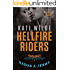 The Hellfire Riders, Volumes 1-3: Saxon & Jenny: Wanting It All, Taking It All, Having It All (The Motorcycle Clubs Box-Set)