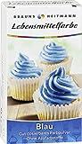 Brauns Heitmann Lebensmittelfarbe in Blau 2113 - Farbpulver frei von