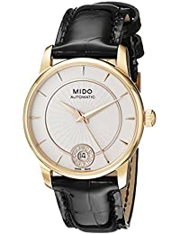 Mido Ladies Watch Automatic Baroncelli Big M0072073603600
