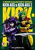 Kick-Ass & Kick-Ass 2 [Collector's Edition] [DVD] [Import]