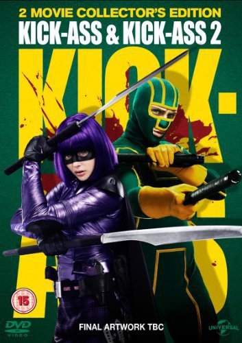 Bild von Kick-Ass & Kick-Ass 2 [Collector's Edition] [DVD] [Import]