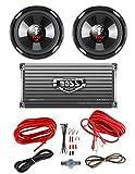 "Best BOSS Audio 10 Inch Car Subwoofers - 2 BOSS P106DVC 10"" 4200W Car Subwoofers Subs Review"