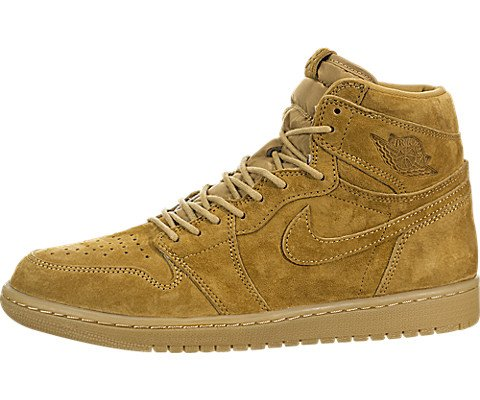 Nike - Air Jordan I Retro High OG - 555088710 - Farbe: Braun-Honigfarbig - Größe: 46.0