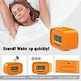 MoKo Digital Alarm Clock, Wecker Nachttischuh...Vergleich