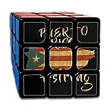 Nicegift Puerto Rico Strong 3x3 Smooth Speed Magic Rubiks Cube Magic...