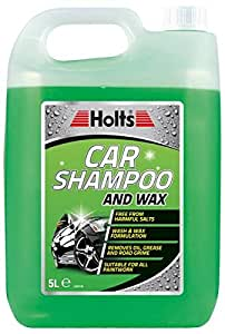 Holts LOYHAPP0101A Simoniz shampoing et lustrage 5 L