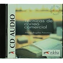 Technicas correo comercial cd audio