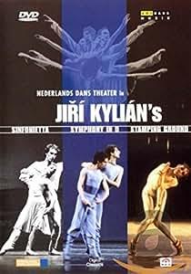 Kylian, Jiri - Triple Bill: Sinfonetta / Symphony in D / Stamping Ground (NTSC)