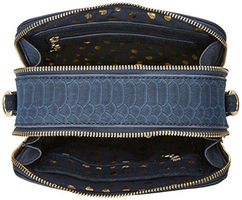 Desigual Bols_jasper Agora. 5001. U - Donna, Blu (Navy), 7.5x15x19.5 cm (b x h t)