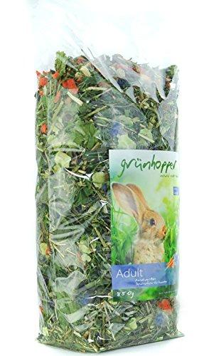 Grünhopper Kaninchenfutter Adult