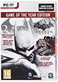 Pccd Batman : Arkham City - Game Of The Year Edition (Eu)