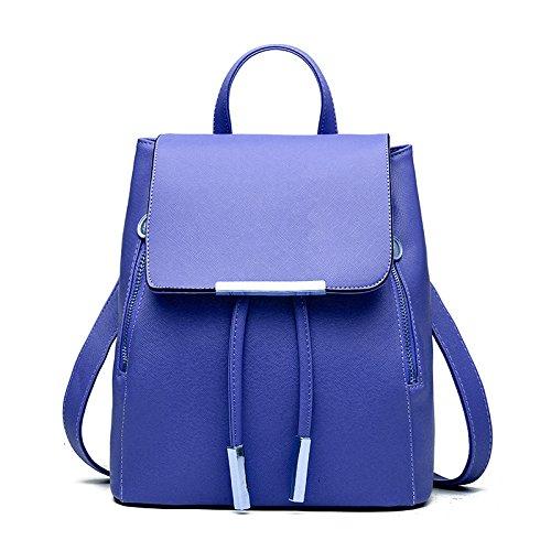 umhängetasche weibliche tasche freizeit weibliche mini - reise - rucksack messenger marineblau