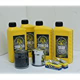 Kit Hoja Aceite Mineral x 1200 Harley Davidson Sportster 883/XL