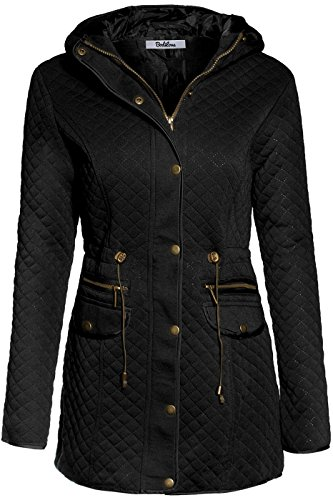bodilove-womens-hooded-quilted-jacket-with-drawstring-black-m-jf2828-olive-outerwear