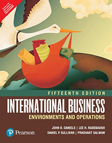 international business 13e global edition daniels radebaugh sullivan chapter 4 Abebookscom: international business (15th edition) (9780133457230) by john daniels lee radebaugh daniel sullivan and a.
