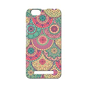 BLUEDIO Designer Printed Back case cover for Lenovo Vibe C ( A2020) - G5323
