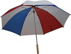 Shroff's Anchor Large red-Blue Golf Umbrella