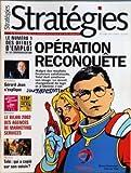 Telecharger Livres STRATEGIES No 1281 du 16 05 2003 OPERATION RECONQUETE TOTAL ET THIERRY DESMAREST GERARD JEAN S EXPLIQUE LE BILAN 2002 DES AGENCES DE MARKETING SERVICES TELE QUI A COPIE SUR SON VOISIN (PDF,EPUB,MOBI) gratuits en Francaise