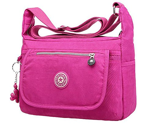 Candy's - Borsa a tracolla donna Hot pink