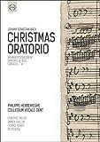 JOHANN SEBASTIAN BACH: Weihnachtsoratorium (BWV 248, Cantata I - VI)