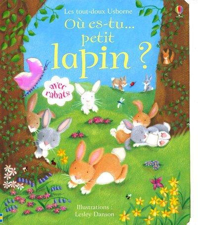 Cerca i coniglietti par Lesley Dawson, Fiona Watt