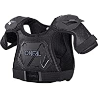 O\'Neal Peewee Chaleco de Protección, Negro, M/L (MD/LG)