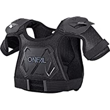 O'NEAL Peewee Chaleco de Protección, Negro, M/L (MD/LG)