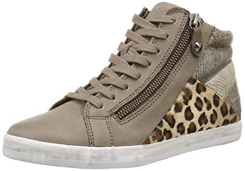 Gabor 36-426-39, Damen Hohe Sneakers, Braun (fango Kombi), 38.5 EU (5.5UK)