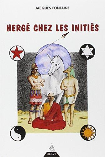 Hergé chez les initiés par Jacques Fontaine
