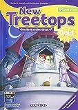 New treetops. Gold. Livello 4. Class Book-Workbook. Con e-book. Con espansione online. Con CD Audio. Per la Scuola elementare