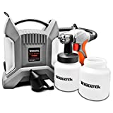 Terratek® Pro Paint Sprayer, 650W DIY Electric Spray Gun with 3 Spray Patterns