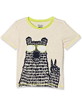 Hatley Short Sleeve Graphic tee, Camiseta para Niños