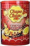 Chupa Chups Fresh Cola | 100er Lolli-Dose in den Geschmacksrichtungen Cola und Cola-Zitrone
