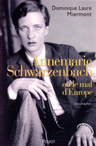 Annemarie Schwarzenbach [Pdf/ePub] eBook